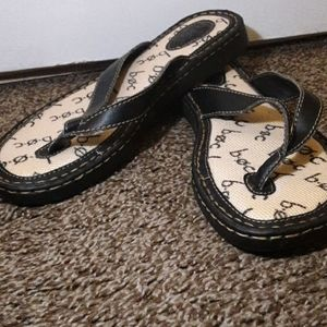Leather Sandals Size USA 8.5
